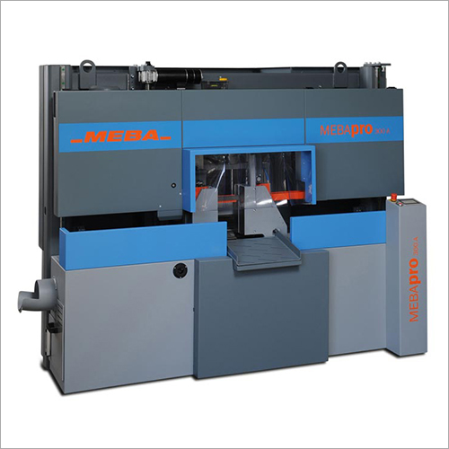 Fully Automatic Straight Cutting Bandsaw Machine