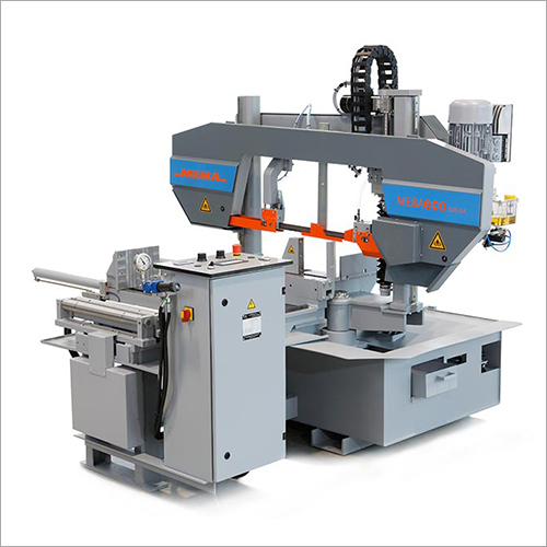 Heavy Duty Mitre Cutting Bandsaw Machine