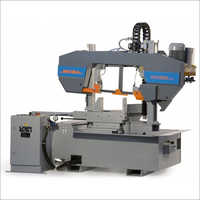 Fully Automatic Mitre Cutting Bandsaw Machine