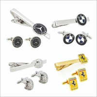 Tie Pins And Cufflinks Clips
