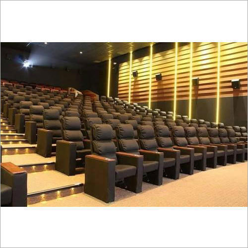 22 - 24 Inch Luxurious Theatre Chair