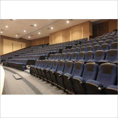 PU Foldable Auditorium Chair