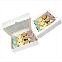 Premium 12 Cupcake Box