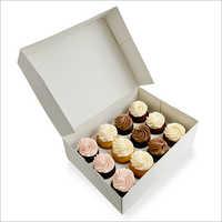 Twelve Cupcake Box
