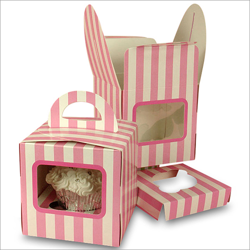 Cupcake Packaging Box