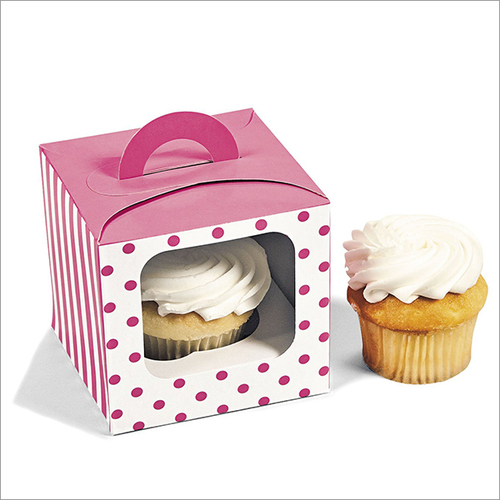 Wedding Cupcake Box Packaging