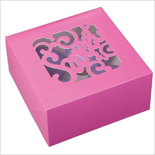 MDF Cupcake Boxes