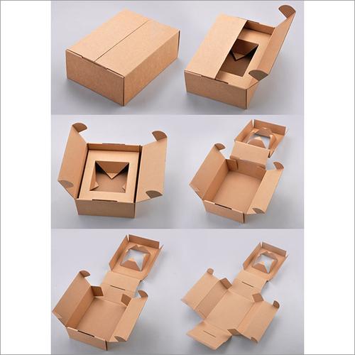 Kraft Paper Folding Box