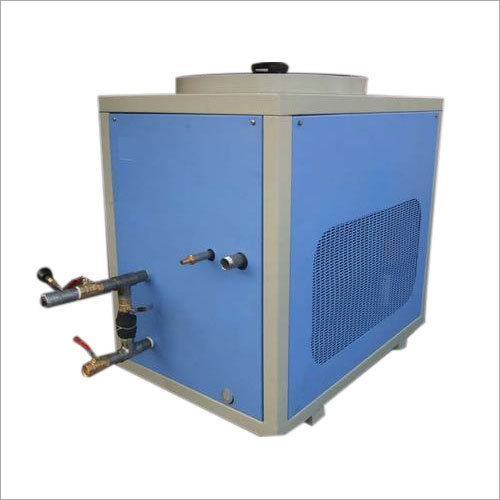 2 Ton On Line Air Cooled Ro Plant Chiller