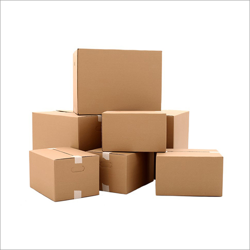 Gray Outer Corrugated Boxes