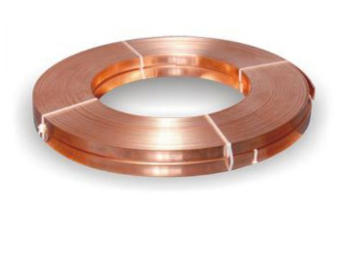 Bare copper tape