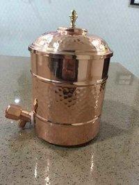 Copper tank