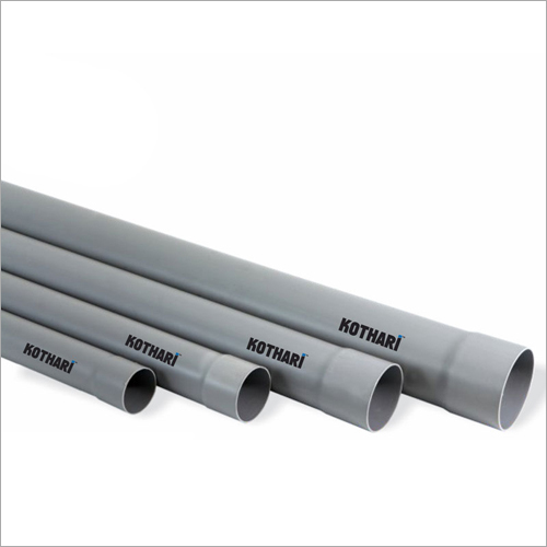 UPVC Self Fit Pipes