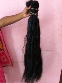 100%Natural Raw Unprocessed Indian  Remy Human Hair