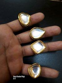 Kundan Ring