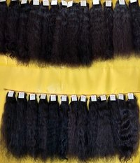 Indian Temple Hair 100% Natural Remy  Indian Hair