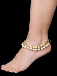 Designer Anklet Jewellery