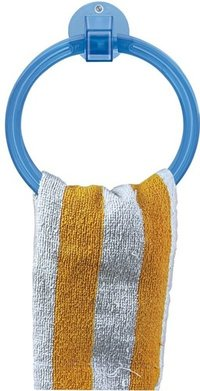 ABS Towel Ring Round