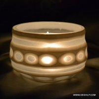 Smaller T Light Candle Votive