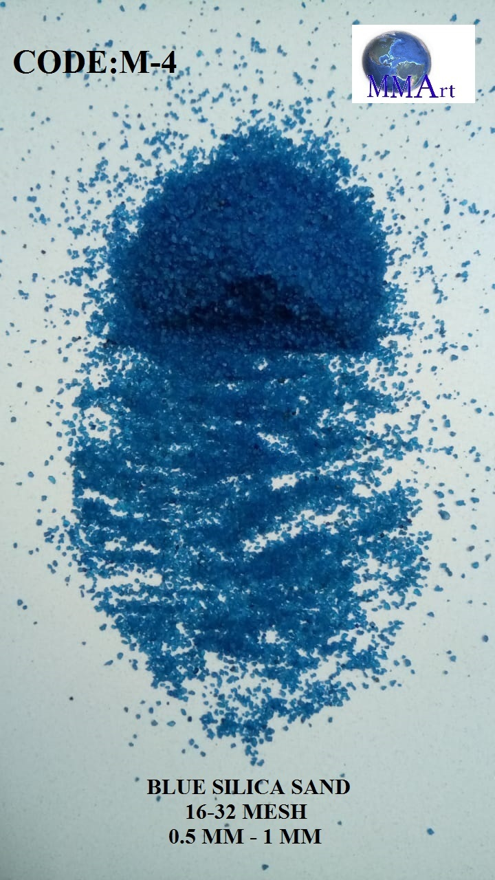 ROYAL BLUE SILICA SAND / LAMINATED SAND