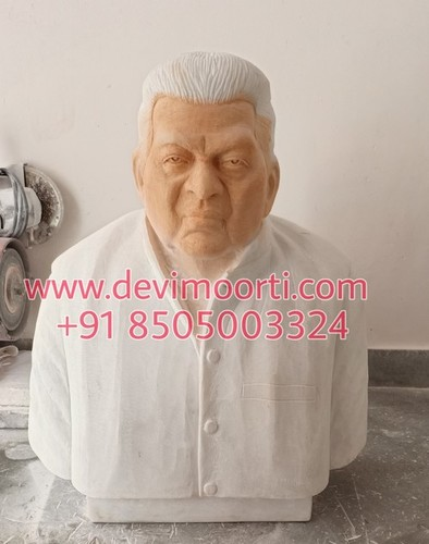 Bust Statue moorti