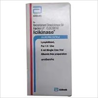 Icikinase 1.5MIU Injection