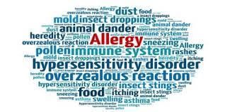 ALLERGY, ASTHMA and IMMUNOLOGY.