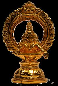 Lord Ayappan Idol
