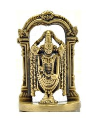 Lord Perumal Brass Idol