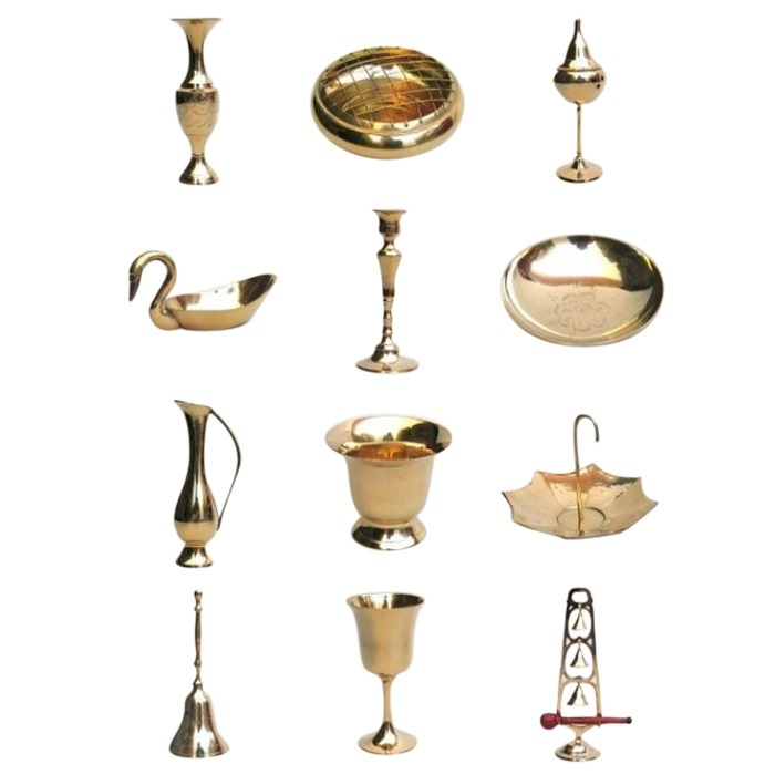 Brass Assortment