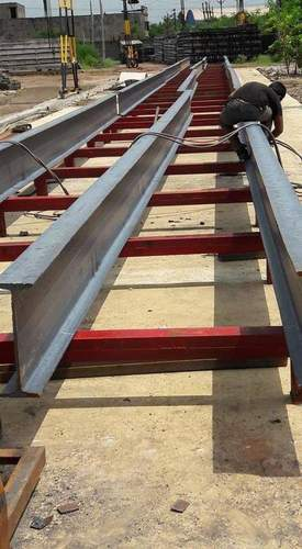 Tress Bench Trolley for Electrical Cement Pole Mould