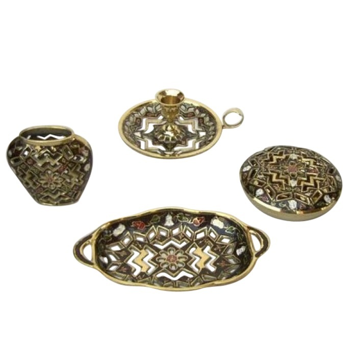 Designer Solid Brass Assortment