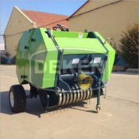 China produce mini round baler for sale