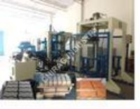 Hydraulic Semi Automatic Cement Brick Machine