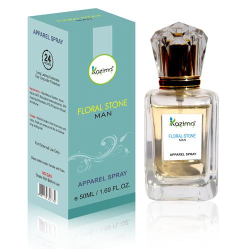 KAZIMA Floral Stone Spray Perfume