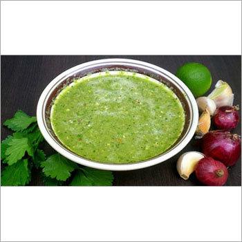 Green Chilli Paste