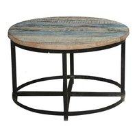 Modern Reclaimed Wood Coffee Table