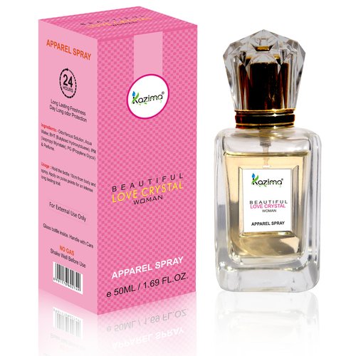 KAZIMA BEAUTIFUL LOVE Crystal Spray Perfume