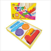 Plastic Dough Art Set