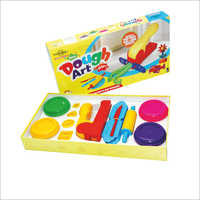 Plastic Baking Dough Toys Set