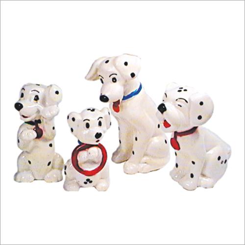 Plastic Dalmatian Dog