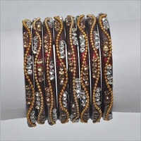 Ladies Stone Bangle