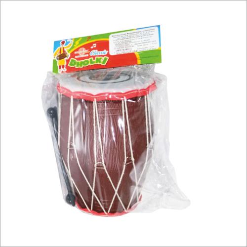 Plastic Dholki Toy