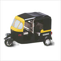 Plasitc Autorickshaw Toy