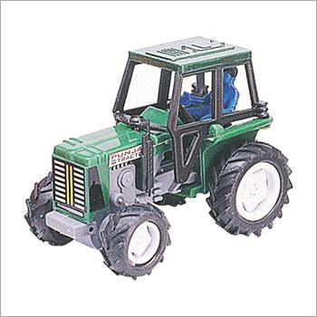Plastic Tractor Toy
