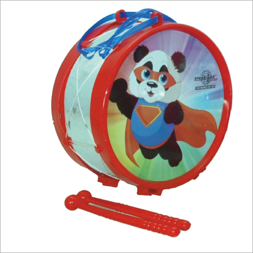 Kids Plastic Drum