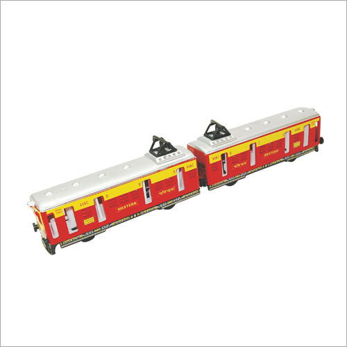 Plastic Train Toy