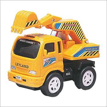 Plastic Excavator Toy