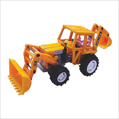 Plastic Jcb Toy