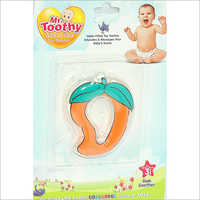 PVC Water Filled Mango Shape Teether